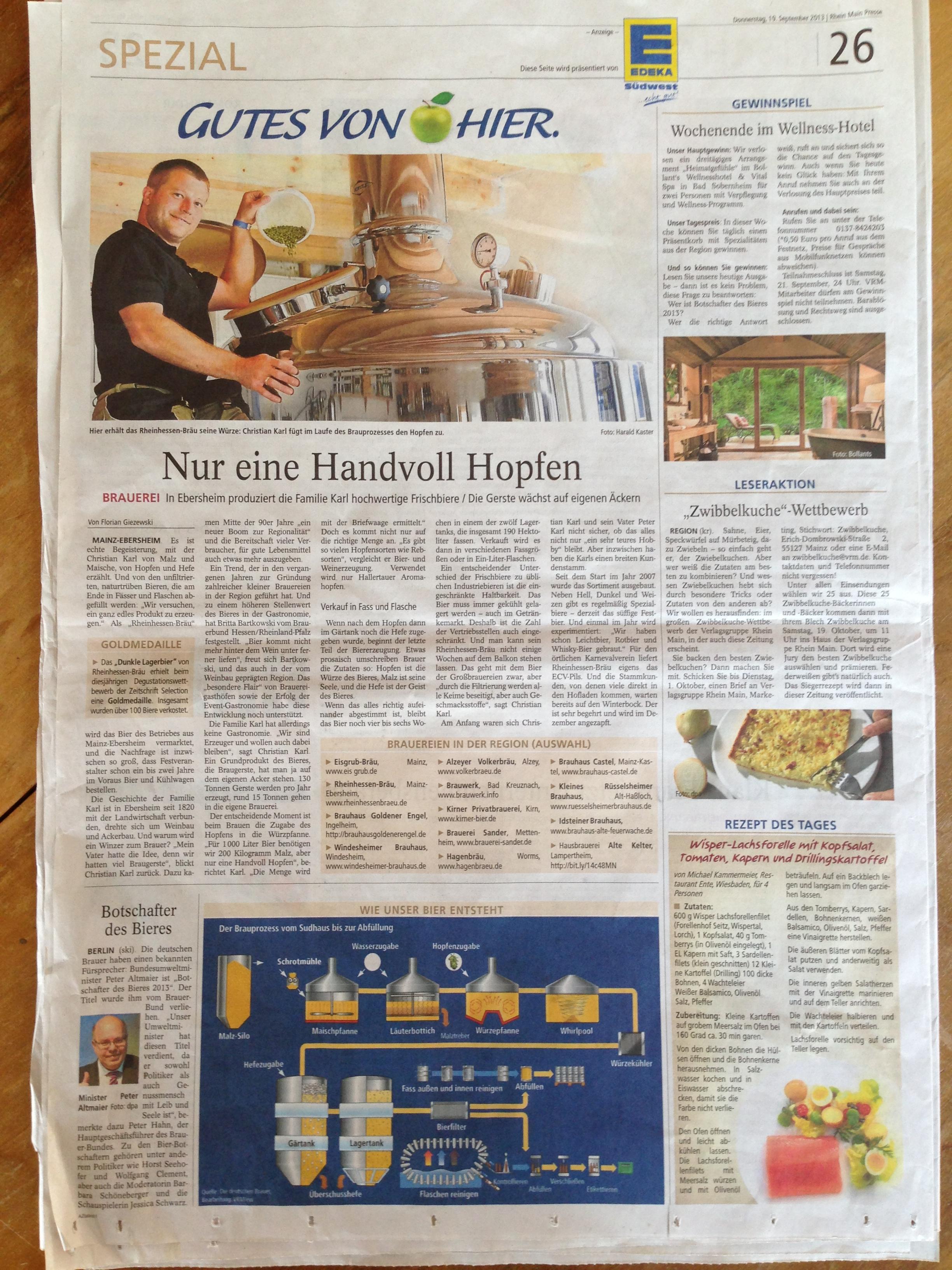 Zeitung - AZ